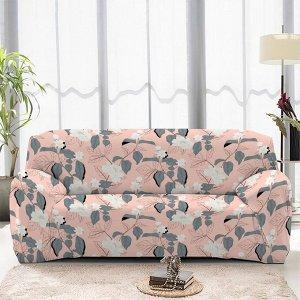 Чехол на диван трехместный ЧХТР071-16895, 195-230 см                              (s-104775)