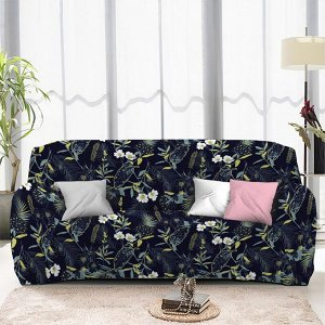 Чехол на диван трехместный ЧХТР071-16897, 195-230 см                              (s-104777)