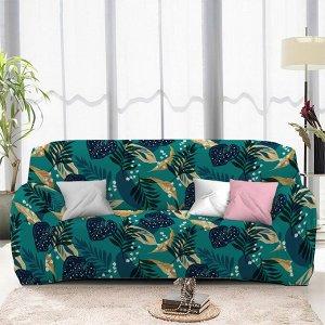 Чехол на диван трехместный ЧХТР071-16899, 195-230 см                              (s-104779)