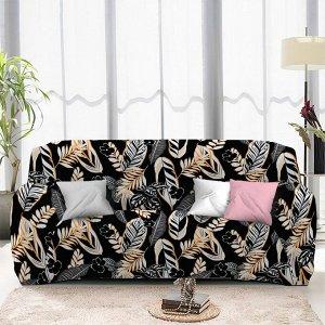 Чехол на диван трехместный ЧХТР071-16900, 195-230 см                              (s-104780)
