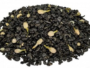 Жасминовый чай с добавлением цветов жасмина
