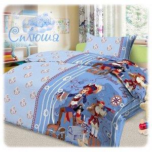 Комплект постельного белья ясельный