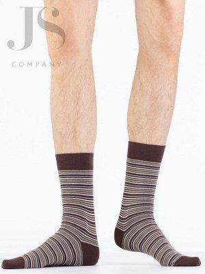 STYLE 503 носки  мужские  Omsa всесезон. в полоску
