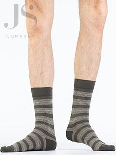 STYLE 504 носки  мужские  Omsa всесезон. в полоску