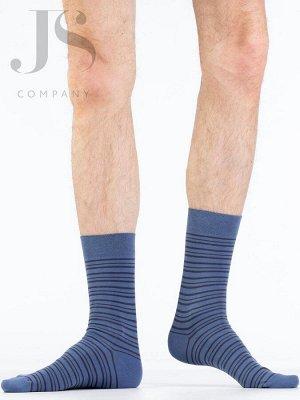 STYLE 502 носки  мужские  Omsa всесезон. в полоску