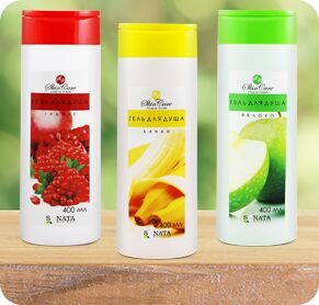 Саната, Parli, Vilsen - Новый приход! Май❤ — Вкусные гели для душа и пена для ванн. Такие сочные! — Гели и мыло