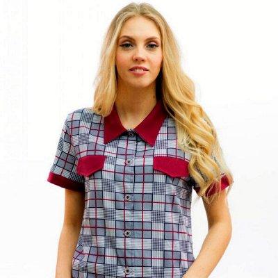 🌟8 - Яркий, стильный, модный трикотаж из Иваново! 🌟  — Блузы — Блузы