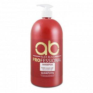 """Шампунь для волос """"Alex Bliss"""" эксперт цвета, 1000 мл"""