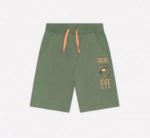 Шорты для мальчика Crockid К 4816 бронзово-зеленый к1243