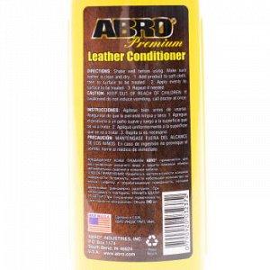 """Кондиционер для кожи и винила """"ABRO"""" , бут. 240 мл."""