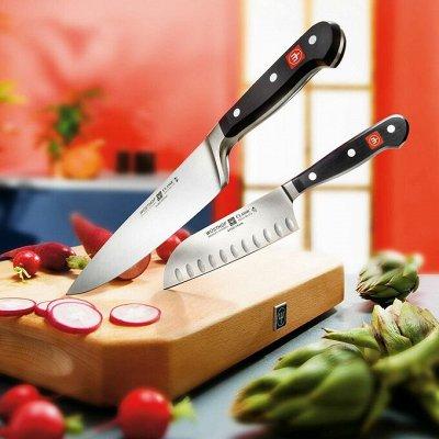 Cкидки SCOVO на каменные сковородки! — Кухонные ножи — Ножи и разделочные доски
