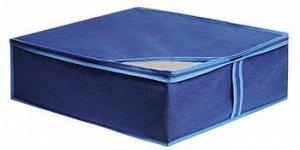 Кофр для хранения подушек, пледов и одеял,