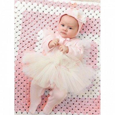 Luxury Baby — С Любовью к малышам, Одежда, выписка, Кружево — Комплекты на выписку и праздники для девочек