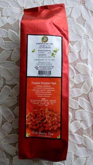 Годжи чай Тайский чай из листьев годжи 101 Tea/ Oolong Wolfberry Tea Тайский, ароматизированный чай из листьев годжи-это волшебный напиток, при регулярном потреблении которого улучшается функция почек