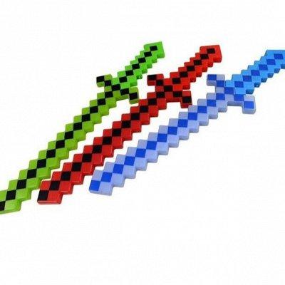 Самые популярные мультяшные игрушки-34_Быстрая доставка! — Minecraft — Игрушки и игры