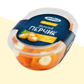 Сыр, масло-102. Акция на фасованные сыры ТМ Cheese Gallery   — Антипасти ТМ Меггле — Овощные и грибные