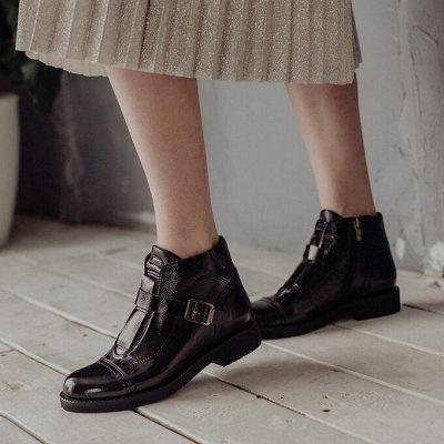 Ионесси — обувь для женщин, только натуральная кожа