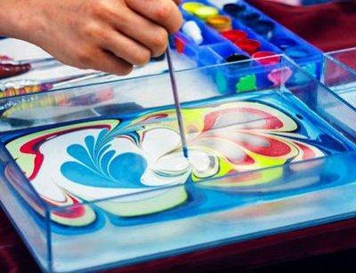 🌈Хобби-Маркет-4 Аксессуары для вязания, шитья, вышивания!✨  — Эбру — Рисование