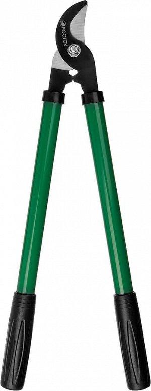 Средний плоскостной сучкорез со стальными рукоятками