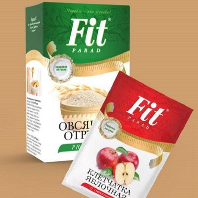 ФитПарад® - Больше удовольствия - меньше калорий!