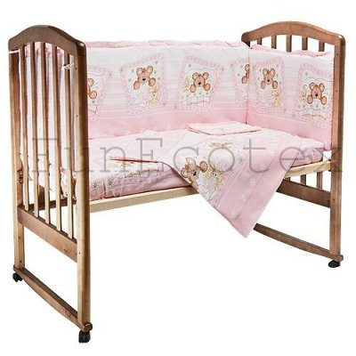 Товары для новорожденных. Огромный выбор, доступная цена-4 — Комплекты в кроватку ( САТИН ) — Постельное белье