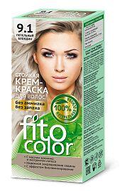 """Краска-крем д/волос """"Fitocolor"""" стойкая т.9.1 Пепельный блондин 115 мл арт.4831/20/"""