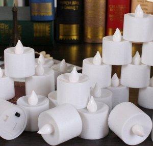 Светодиодная свеча-таблетка