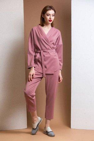 Жакет Ivera Артикул: 535 розовый, черный