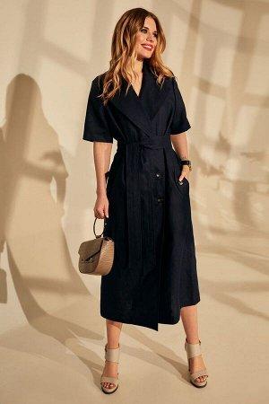 Платье Golden Valley Артикул: 4671 темно-синий