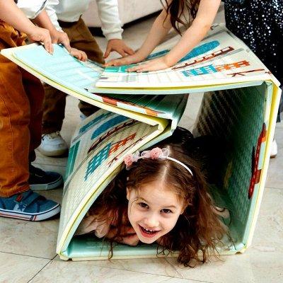 Акция на корзины! Всё для компактного хранения и порядка! — Складной  коврики детский — Туризм и активный отдых