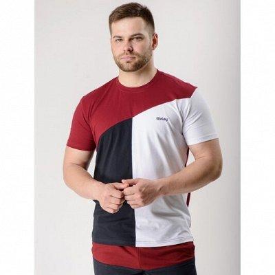 Relay 4- модная и спортивная одежда для М и Ж до 58 р р🔥🔥  — Футболки мужские — Футболки