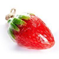 Тайское фруктовое мыло - КЛУБНИКА