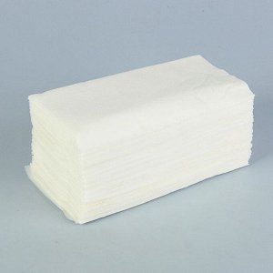 Полотенца бумажные V-сложения, 25 г/м?, 200 листов