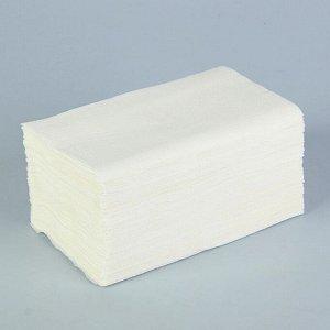 Полотенца бумажные V-сложения, 35 г/м?, 200 листов