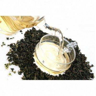 Красивая выпечка. Вкусный чай и кофе. Новогодние картинки. — Улун арома — Чай