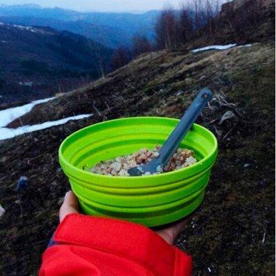 Все для рыбалки и туризма! — Силиконовая складная посуда — Кухня