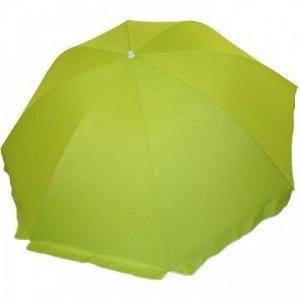 Зонт пляжный d 2,00м прямой (28/32/210D) (N-200) NISUS