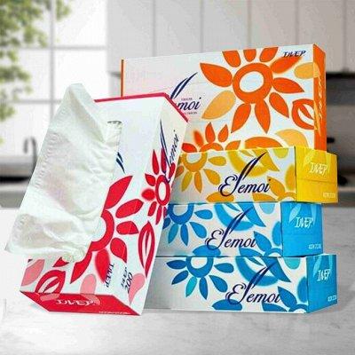 Любимая Япония,Корея,Тайланд!Выгодная уборка — Бумажные салфетки Ellemoi и не только — Салфетки и тряпки