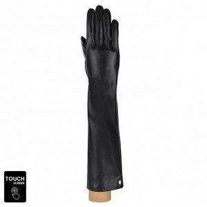 Перчатки, натуральная кожа, Fabretti S1.42-1s black