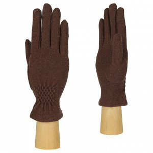 Перчатки женские, шерсть, Fabretti TH11-2
