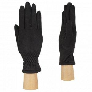 Перчатки женские, искусственная замша, FABRETTI TH22-1