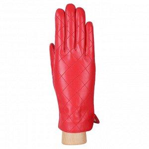 Перчатки, кожа, FABRETTI F23-7 red