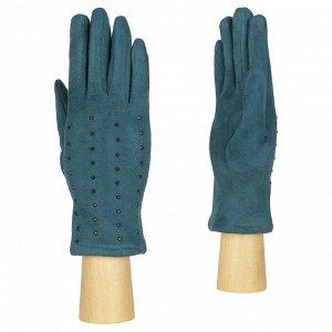 Перчатки женские, искусственная замша, Fabretti TH41-15