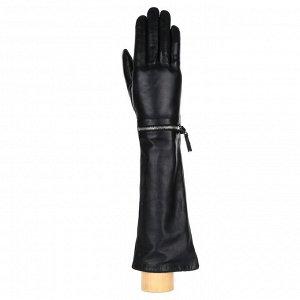 Кожаные удлиненные перчатки, 12.33-1 black