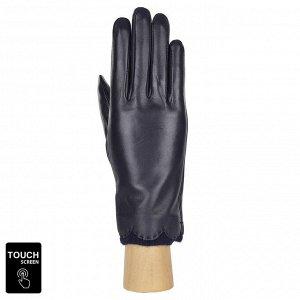Перчатки, натуральная кожа, Fabretti S1.37-12 violet