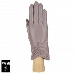 Перчатки, натуральная кожа, Fabretti S1.7-21s antic rose