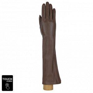 Перчатки, натуральная кожа, Fabretti S1.10-22s beige