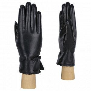 Перчатки, натуральная кожа, Fabretti 9.7-1r black