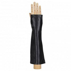 Перчатки, кожа, FABRETTI 15.36-1s black