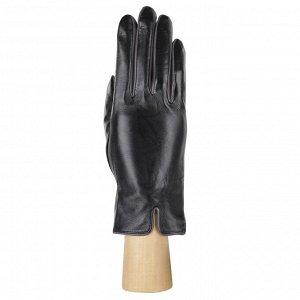 Перчатки, натуральная кожа, Fabretti 12.16-1/9S black
